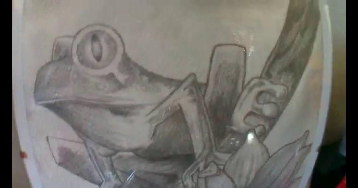 34 frosch malen einfach  besten bilder von ausmalbilder