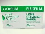 FUJIFILM LENS CLEANING PAPER 50