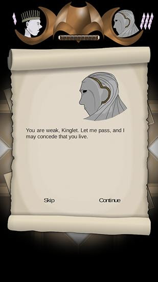 Screenshots of the The chronicles of Estrana. Chapter 1: The soul stealer for Android tablet, phone.