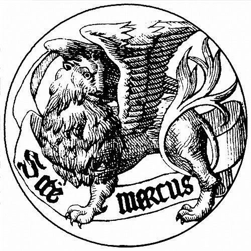 st. mark's symbol