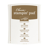 Soft Suede Classic Stampin' Pad by Stampin' Up!