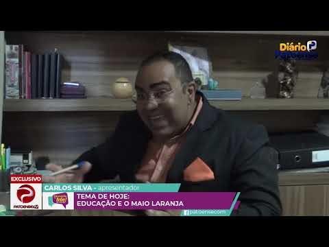 EDUCAÇÃO EM TELA - 9º Ep | Com Carlos Silva