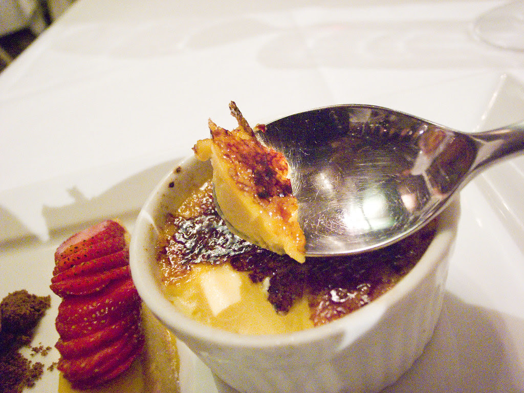 new zealand creme brulee kermadec