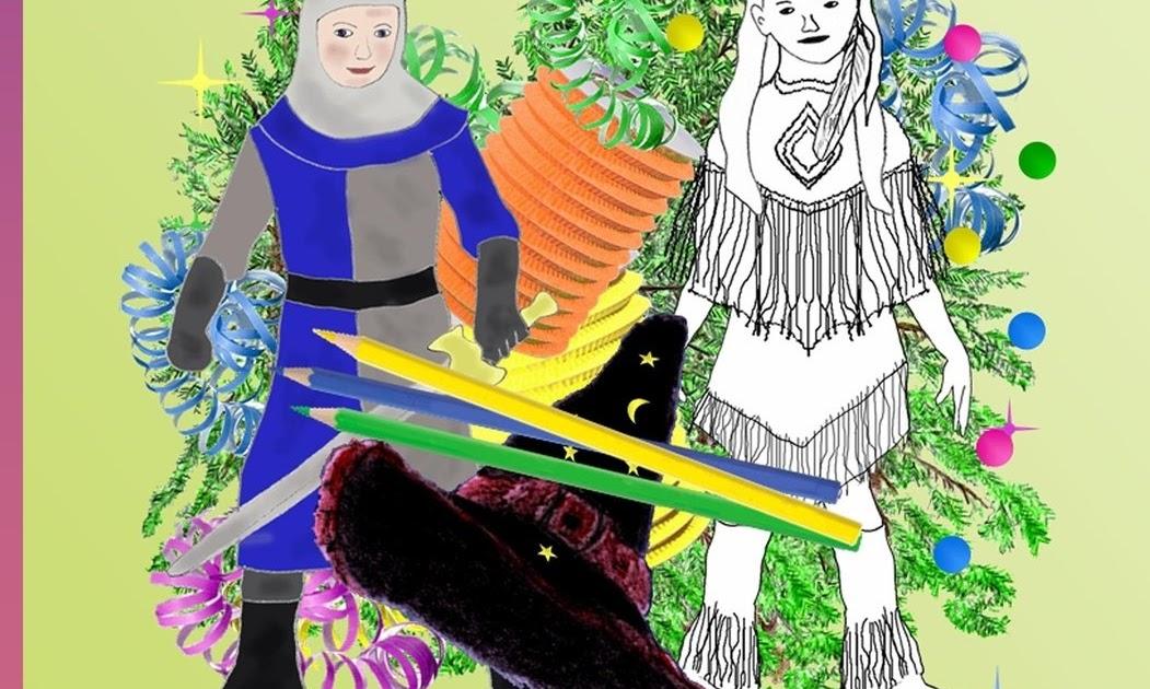 ausmalbilder karneval grundschule