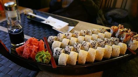 american style sushi  traditional japanese sushi sushi