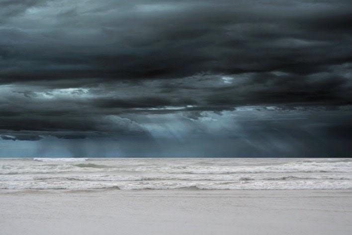 Immortal Unity Ocean Storm Photography Print 11x14 Fine
