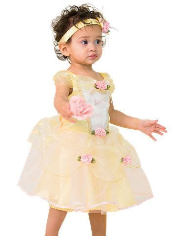 Disney Belle   Baby & Toddler Costume   Party Delights