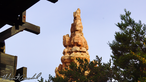 Disneyland Resort, Disneyland, Big Thunder Mountain Railroad