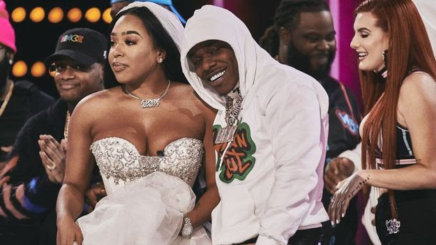 DaBaby Had An Epic Wild 'N Out Proposal For B. Simone