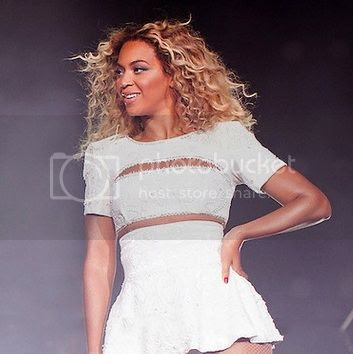 The return of Beyoncé's wavy layers...