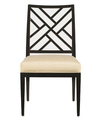 stanley furniture dining chairs continuum fret side