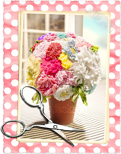 momade circle flowers
