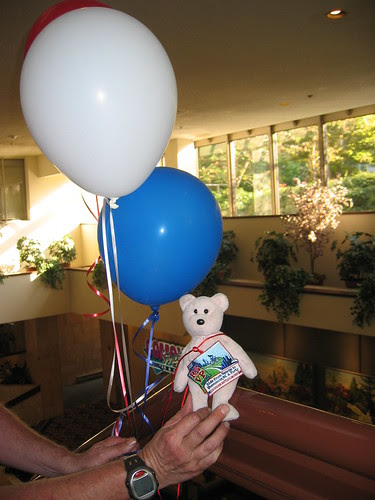 Little Pink Bear celebrates another successful RSVP