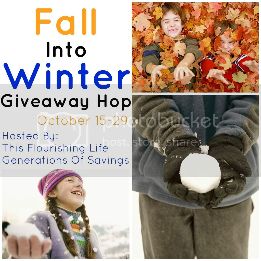Fall Into Winter Giveaway Hop