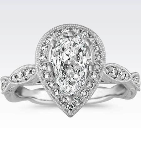 Best 25  Pear engagement rings ideas on Pinterest   Pear