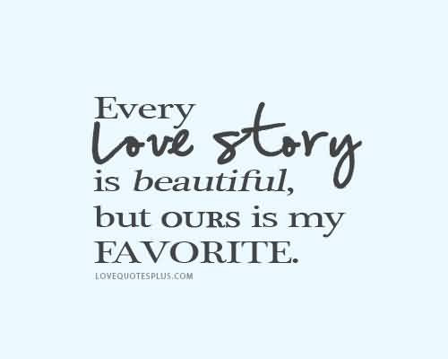 Cute Love Quote You Are My Favourite Quotespicturescom