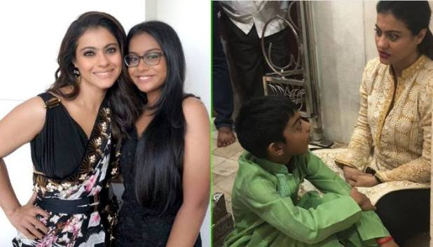 Kajol Gets Candid About Her Relationship with Kids, Nysa And Yug