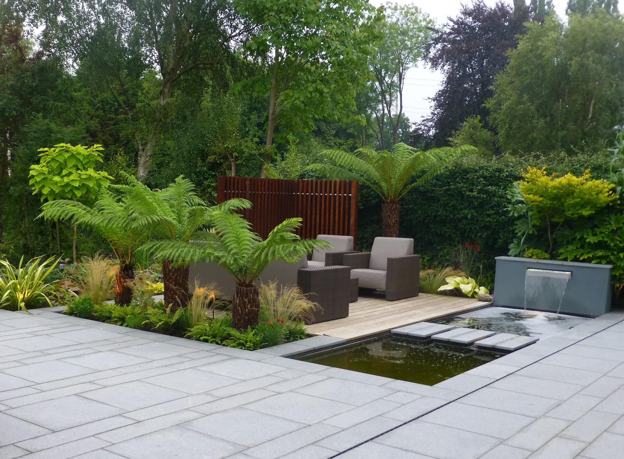 Modern Garden Design Ideas - windowsunity