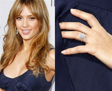Top 10 Best Celebrity Engagement Rings   Top Inspired