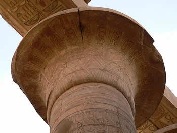Columna egipcia