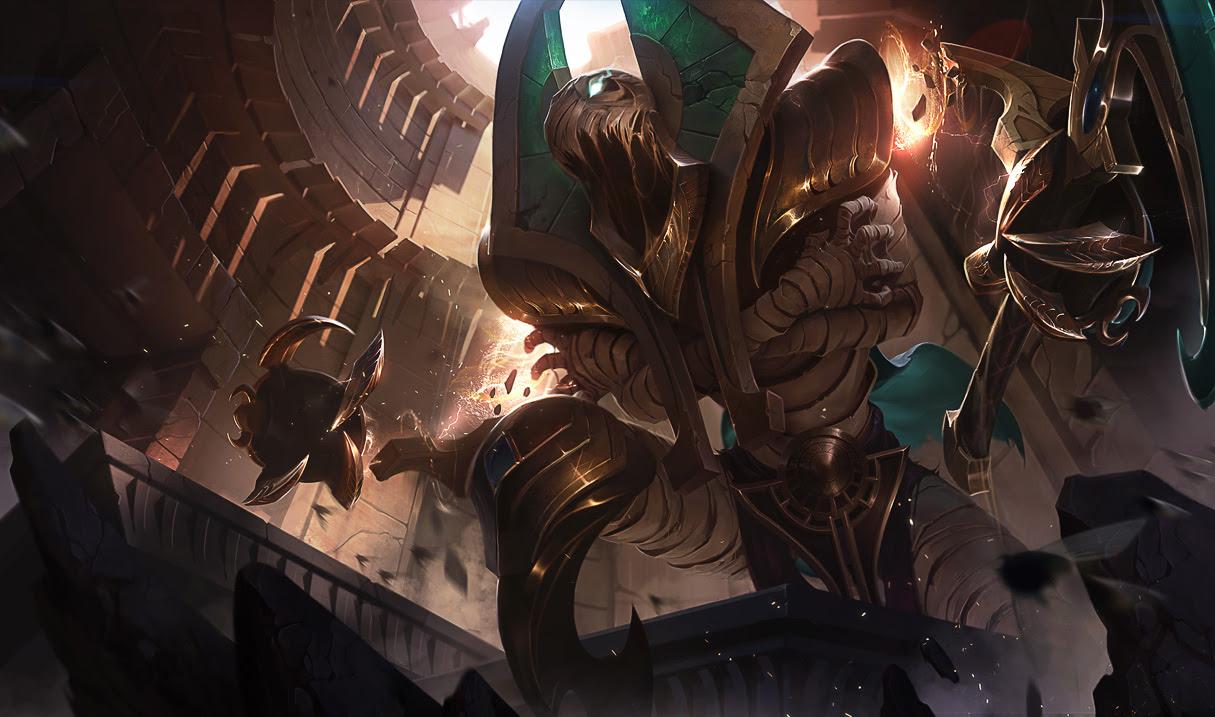 Risen Fiddlesticks Skin League Of Legends Wallpapers