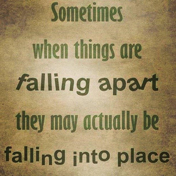 When Things Fall Apart Pictures Photos And Images For Facebook