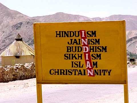 भारत में बस भारतीय ही नहीं...खुशदीप