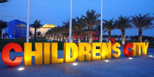 Childrens City Dubai