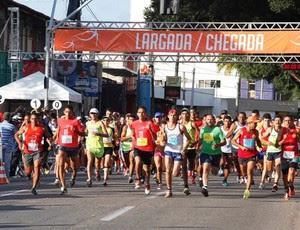 Meia Maratona Sesc de Revezamento (Foto: Moraes Neto)