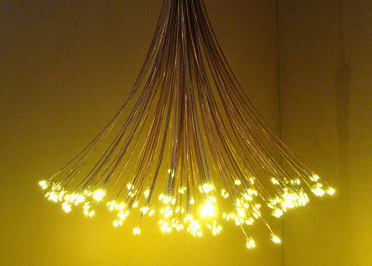 CREEPERS LED LIGHTING by Materialise | Inhabitat - Sustainable ...