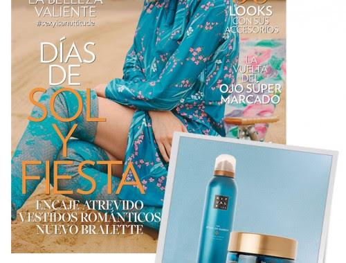 Resultado de imagen de regalo revista glamour junio 2017