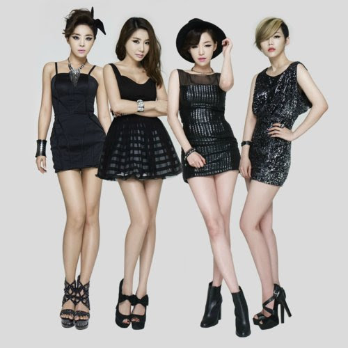 Brown Eyed Girls To Release Digital Single At The End Of July