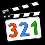برنامج ميديا بلاير كلاسيك 321 Media player classic