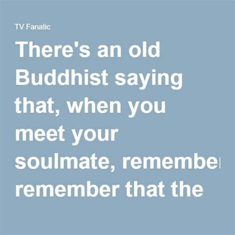 Soulmate Quotes Buddha