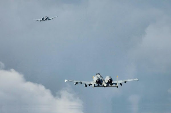A-10C USAFE