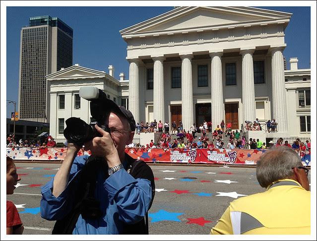 VP Parade (The Photographer)