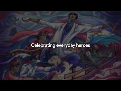 Celebrating Heroes Everyday