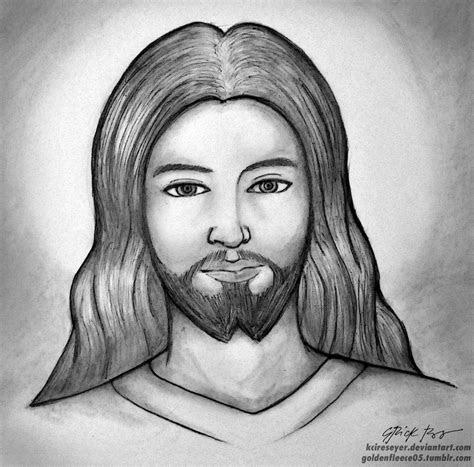 jesus christ  kcireseyer  deviantart