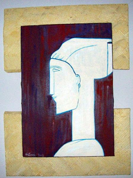 """""""EL BUSTO""""de Modigliani"""