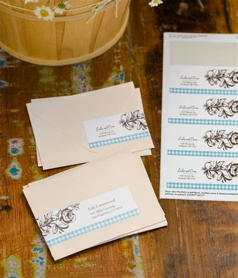 Your design, Wraparound and Address labels on Pinterest