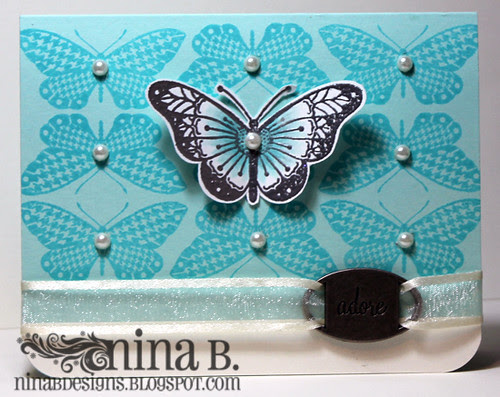 Adore Butterfly