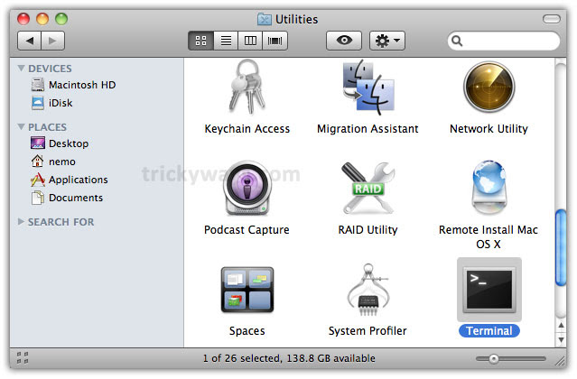 How to Force Quit an Application On Mac OS X Using ...