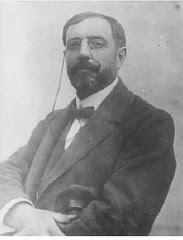 Eladio Laredo, arquitecto del Munumento a El Greco en Toledo