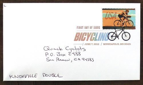 Quack envelope