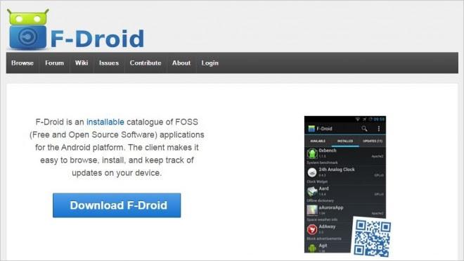 F-Droid: an Open Source Alternative Market