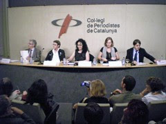 Homenaje a Cristina peri Rossi. ACEC 2011