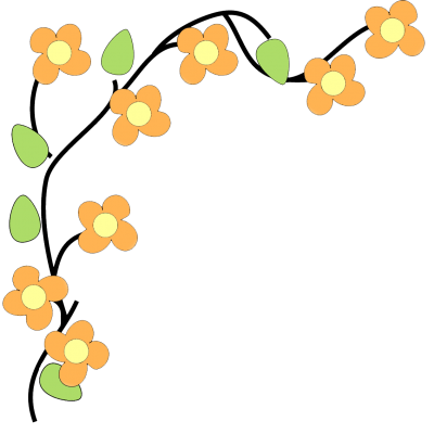 Download Flowers Borders Free Png Transparent Image And Clipart