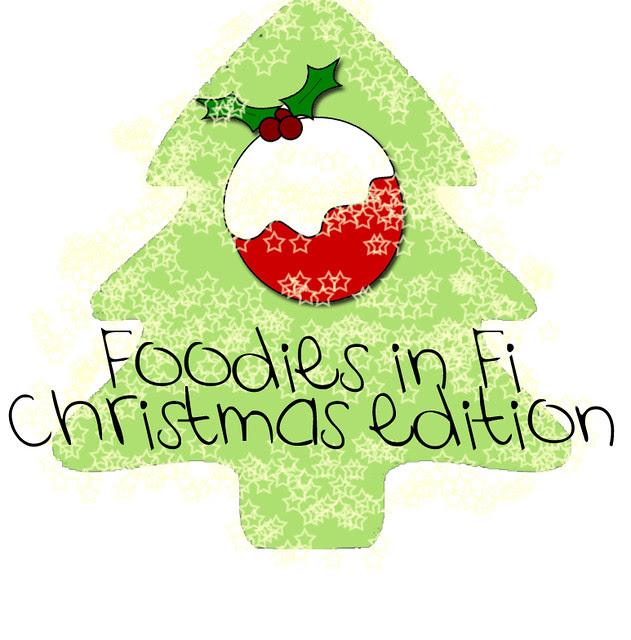 "Logo ""Foodies in Fi - Christmas Edition"""