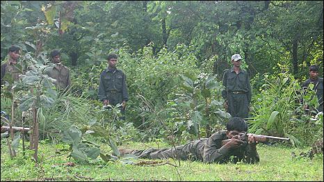 maoist india