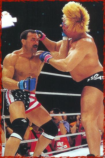 「Don Frye vs Yoshihiro Takayama」の画像検索結果